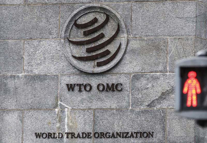 改革は急務(スイスのWTO事務局) (Bloomberg)