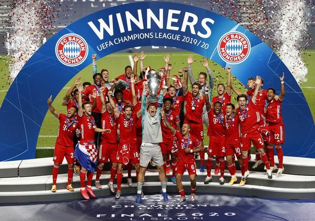 Soccer Bayern Beats Paris Saint Germain 1 0 To Win 6th European Cup The Mainichi