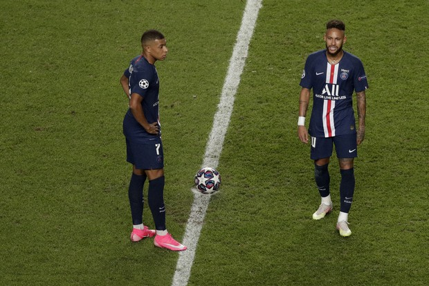 Soccer Neymar Mbappe Fail To Lead Psg To 1st Cl Title The Mainichi