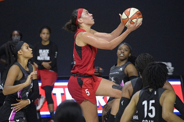 Basketball: WNBA games postponed following shooting of Jacob Blake - The Mainichi