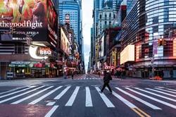 マンハッタンから住民が流出している…… (Bloomberg)