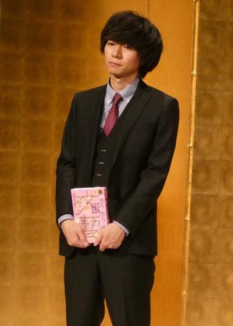 芥川賞に選ばれた遠野遥さん=東京都内で2020年7月15日午後、屋代尚則撮影