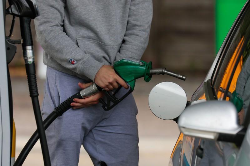 脱炭素戦略を発表した英BP(Bloomberg)