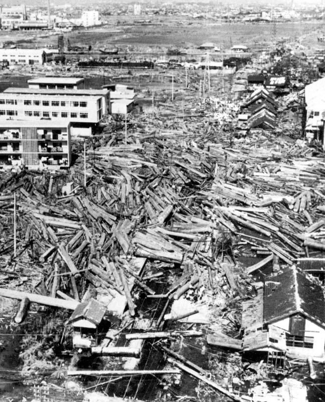 1959年の台風