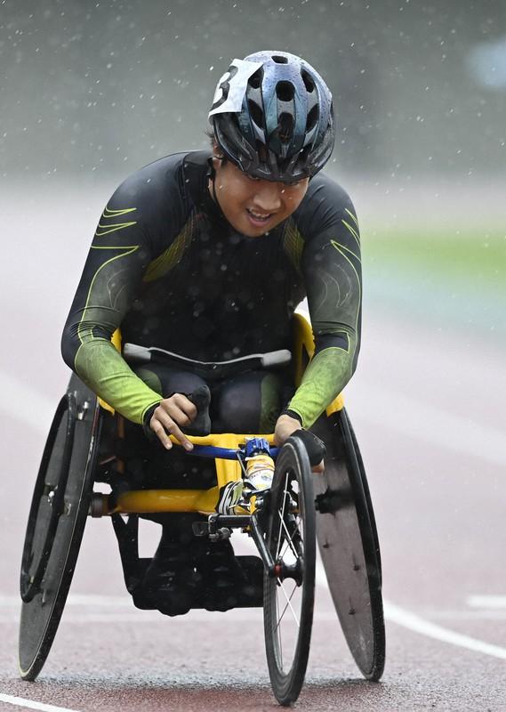 ベストは尽くした」 金メダル候補・佐藤友祈の再スタート パラ陸上日本 ...