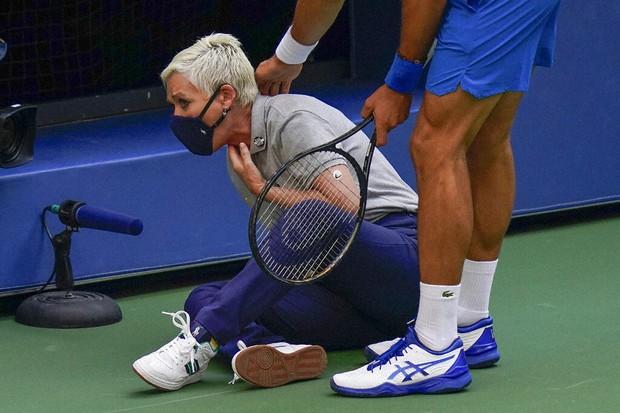 Us Open Glance Men S Bracket Moves On From Djokovic Default The Mainichi