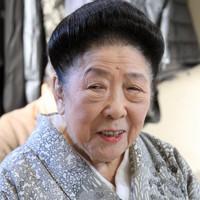 内海桂子さん 97歳=漫才師(8月22日死去)
