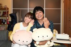 相原メイ役の多部未華子(左)と、スーパー家政夫「ナギサさん」こと鴫野ナギサ役の大森南朋=TBS 提供
