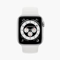 発表された「アップルウォッチ」の新機種「シリーズ6」=アップル提供