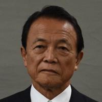 【副総理、財務、金融(再任)】麻生太郎(79)=衆⑬ 麻生派