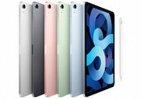 iPadエアはデザインを一新。iPadでは最も多い5色を用意したのも注目ポイント