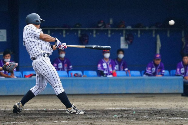 第91回都市対抗野球:第8代表決定戦 オーシャンズ快勝 第8代表で ...