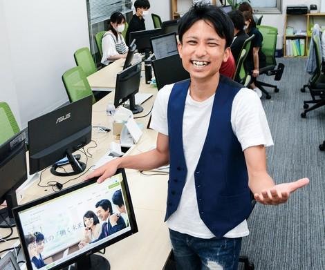 中島康恵 シニアジョブ社長 社会は高齢者を求めている