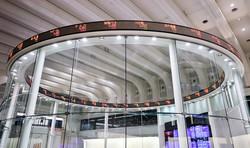「スガノミクス」で株価は……(東京証券取引所)=2020年5月7日、幾島健太郎撮影