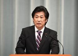 閣僚記者会見で質問に答える田村憲久厚生労働相=首相官邸で2020年9月16日、滝川大貴撮影