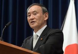 就任後、初の記者会見をする菅義偉首相=首相官邸で2020年9月16日、竹内幹撮影