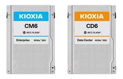 キオクシアのNANDを使ったSSD(同社提供)