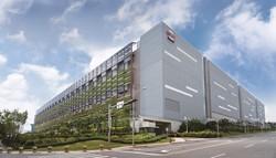 台湾対中の製造拠点(TSMC提供)