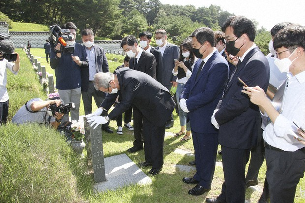 韓国の保守政党が消える? 第1野党が挑む「捨て身戦略」 | 韓流 ...
