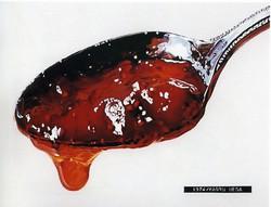 上田薫(スプーンのジャム) 1974年、東京都現代美術館蔵