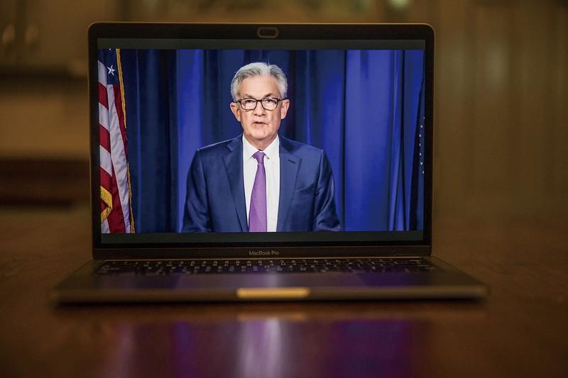 パウエルFRB議長は緩和を強化したが… (Bloomberg)