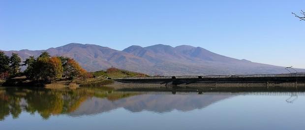 筆者が移住した長野県東御市の風景(筆者提供)