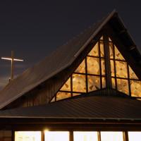 北国の積雪にも耐える美しい屋根の形状=札幌市東区で2020年9月24日、貝塚太一撮影