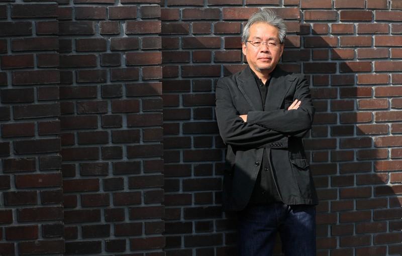 青木理氏=長谷川直亮撮影