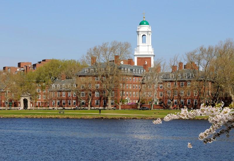 米ハーバード大。年々、日本の高校からの進学希望者が増えている