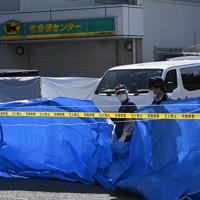 従業員が刺された「ヤマト運輸神戸北鈴蘭台センター」=神戸市北区で2020年10月6日午前10時20分、藤井達也撮影