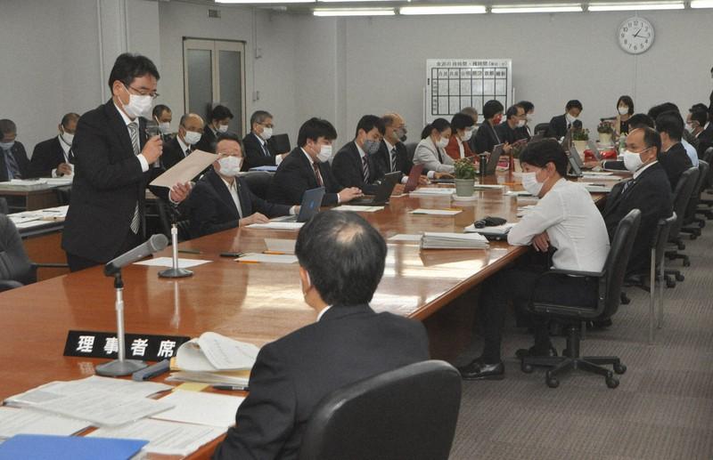 500億円の財源不足どうする 京都市、2年で破綻状態? 16日から市長総括質疑