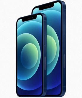 「iPhone 12」に加え、コンパクトな「iPhone 12ミニ」も発売。シリーズ全体では4機種構成