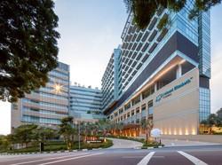 シンガポールにあるIHH傘下の病院(IHH提供)