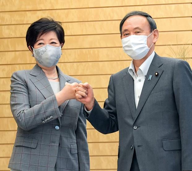 深層真相:菅首相と「犬猿の仲」のはずが……小池都知事はなぜ急に政権 ...