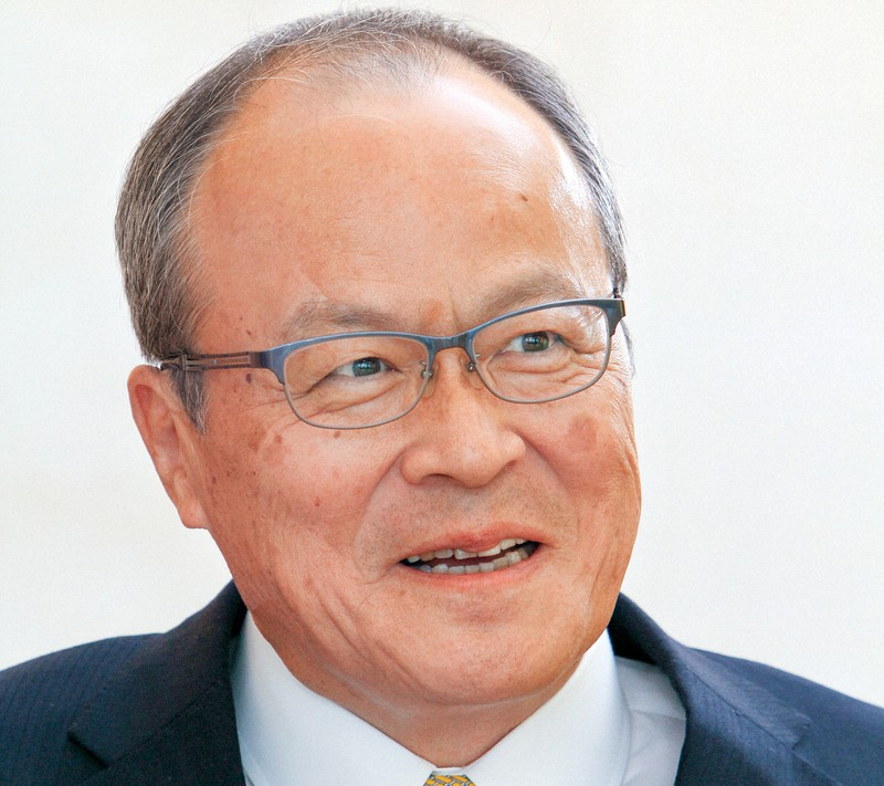 垣内威彦 三菱商事社長