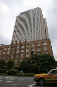The Ministry of Education, Culture, Sports, Science and Technology building in Tokyo's Chiyoda Ward (Mainichi)
