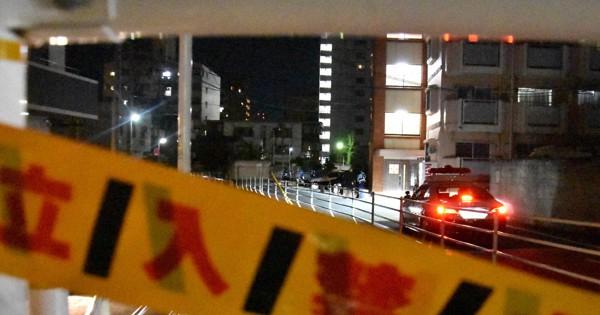 用水路に乳児投げ込み殺害                     容疑の母親逮捕 現場から自宅まで血痕 岡山県警 - 毎日新聞