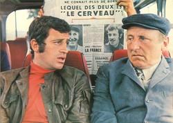 LE CERAVEAU a film by Gerard Oury