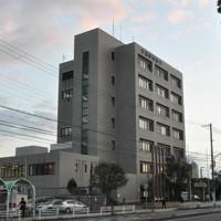 女性の通報を受けて捜査を担った兵庫県警須磨署=神戸市須磨区で2020年10月23日午後5時13分、春増翔太撮影