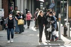 ユダヤ教正統派コミュニティーのあるブルックリン区。第2波の懸念がある (Bloomberg)