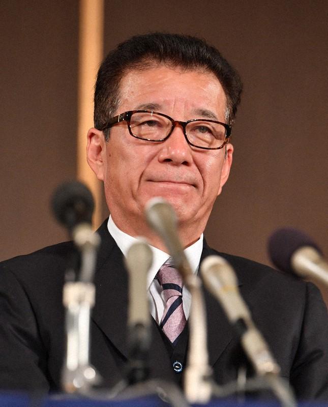 大阪 市長 会見