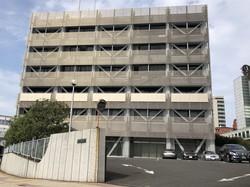 日本学術会議の庁舎=東京都港区で2020年10月1日午後1時19分、岩崎歩撮影