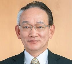 岡部憲昭 理事長