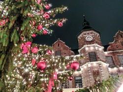 デュッセルドルフのクリスマス風景 筆者撮影