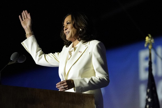 Transcript Of Vice President Elect Kamala Harris Victory Speech The Mainichi