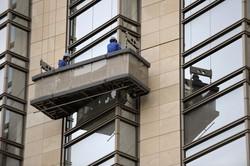 ビルのメンテナンス業務はコロナをへても堅調(Bloomberg)