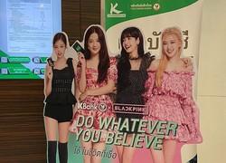 タイでは大手各社がKポップグループを広告に起用している