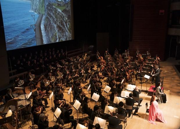 2019年東京・春・音楽祭《さまよえるオランダ人》(写真提供:東京・春・音楽祭実行委員会/撮影:青柳聡)
