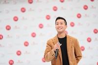 Singer Eito, who will perform for the first time at NHK's 71st Kohaku Uta Gassen singing contest, is seen in Shibuya Ward, Tokyo, on Nov. 16, 2020. (Mainichi/Kota Yoshida)