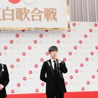 第71回NHK紅白歌合戦の初出場が決まったSixTONESのメンバー=東京都渋谷区で2020年11月16日午後0時16分、吉田航太撮影